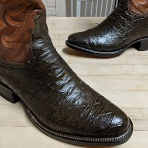 NEW NOS Vintage Tony Lama Anteaters Cowboy boots